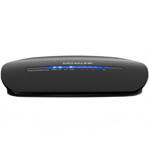 Medialink Refurbished Wireless-N Broadband Router with Inter