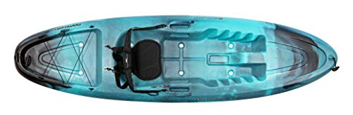Perception Rambler 9.5 | Sit on Top Kayak for Adults
