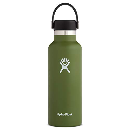 Hydro Flask Standard Mouth Water Bottle, Flex Cap