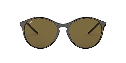 Ray-Ban Rb4371f Asian Fit Round Sunglasses