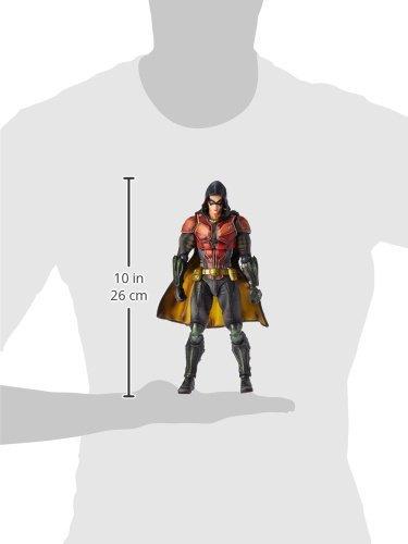 Arkham Origins Play Arts Kai Robin Action Figure Diamond Comic Distributors JUL148207 Square Enix Batman