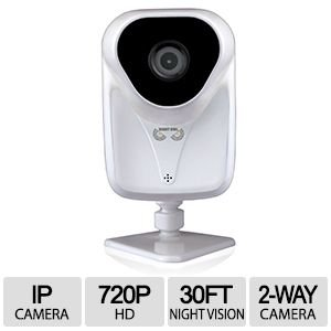 Night Owl 8GB HD 720P Wireless IP Camera