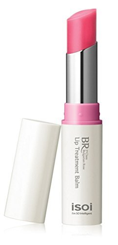 isoi 1st Class Bulgarian Rose Lip Treatment Balm 5g (Baby Pink) - Korean Moisturizing Lip Balm