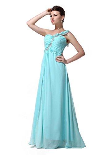 Damen Hellblau Linie Blau Queen Kleid A Hot Ozqw1n5z