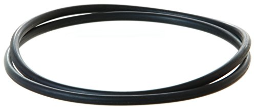 iSpring O-Ring for Big Blue Water Filter Housing Pack of 2#ORBx2, Black 2 Piece
