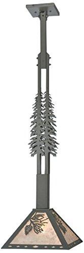 Winter Pine Pendant - 1
