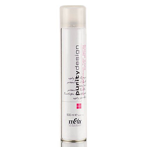 Ly Purity Design (IT&LY Purity Design Pure Definition Hair Spray Extra Strong -16.9 oz)