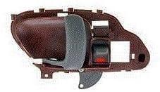 95-00 Chevy Pickup Truck Door Handle Inside RED LH