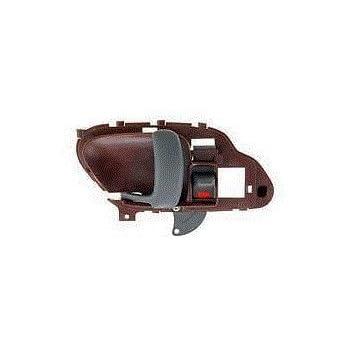 Fits 98 1998 GMC 1500 2500 3500 Truck RED Front Inside Passenger Door Handle