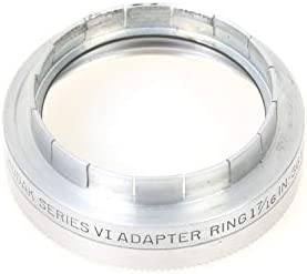 Series VI 36.5MM-1 7//16 in Adapter with A RETAINING Ring
