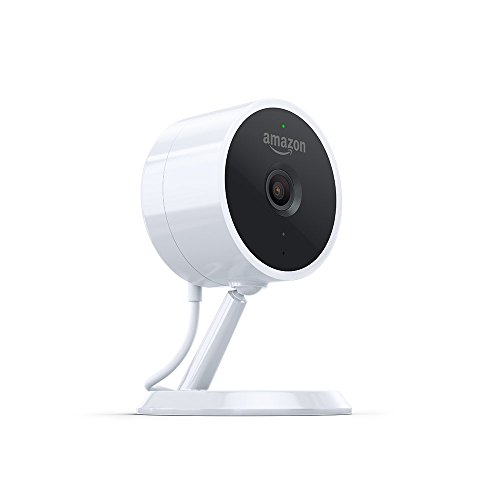Amazon Cloud Cam Security Camera  Works With Alexa