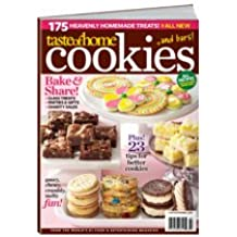 Cookies and Bars! magazine by Taste of Home / 128 Heavenly Homemade Treats!