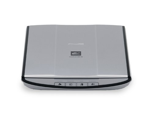 Canon 2167B002 CanoScan LiDE90 Color Image Scanner (Renewed) by Canon