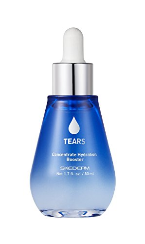 SKEDERM TEARS Concentrate Hydration Booster 17 Fl Oz 50ml
