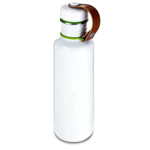 Black+Blum - Water Bottle - Large White / Lime