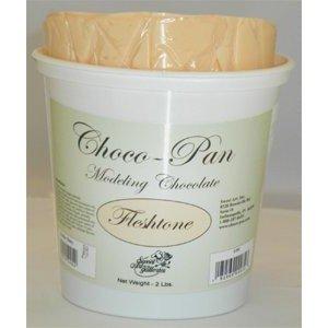 Choco-Pan Modelling Chocolate - Fleshtone - 2 (Chocolate Modeling Paste)