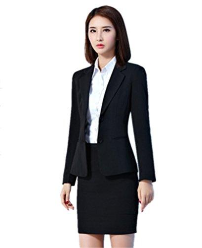 凝視ホールドオールうんざり(パイミ)PAIMI スーツ レディース セットスーツ テーラードジャケット OL オフィス 就活 ビジネス 通勤 リクルート 事務服 スカートスーツ 2点セット 3点セット 大きいサイズ
