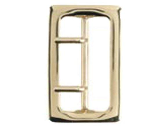 (Gould & Goodrich 125-Br Sam Browne Buckle Place On 2-1/4-Inch Belt (Brass))