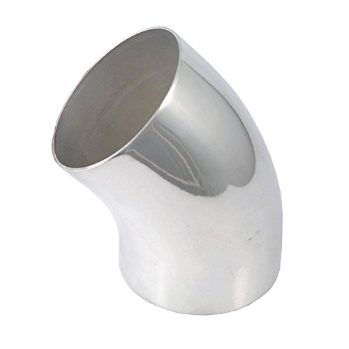 Spectre Performance 9549 3.5″ 45° Aluminum Elbow