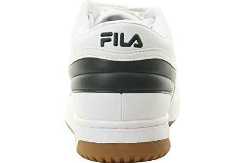 Gunmetal T Sycamore 1 Mid Fila Hombres White UXdYRYqw