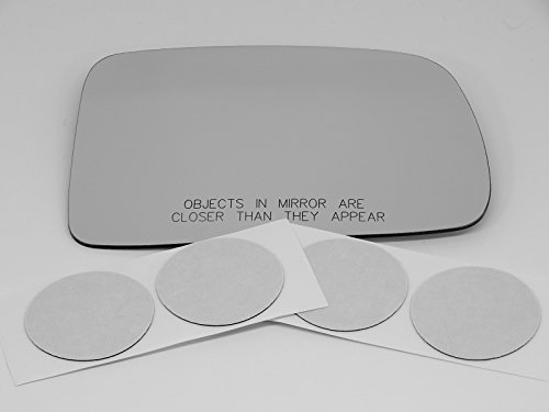 Fits 97-06 CR-V Right Passenger Side Mirror Glass Lens w/Adhesive Pads See Country Build Details