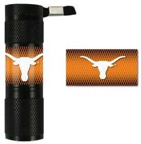 NCAA Texas Longhorns LED Flashlight, - Light Longhorns Texas