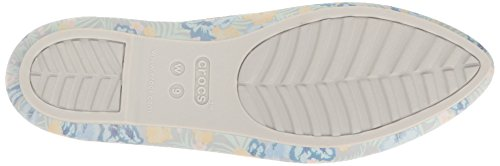 Graphic Crocs Eve Floral Women's Gold W Flat gg7EqxrzOw