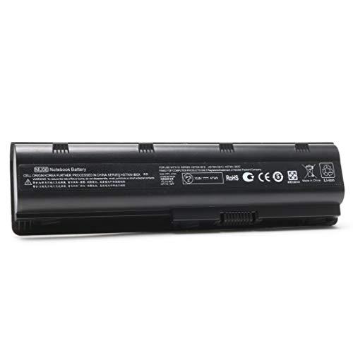 (10.8V 47WH MU06 Notebook Battery 593553-001 Replace for HP Pavilion DV6 DV7 DM4 G6 G7 G72 G62 Compaq CQ42 CQ57 CQ62 HP 2000 630 593554-001 593562-001 Laptop)
