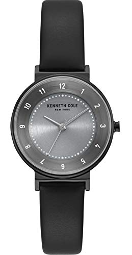 Kenneth Cole Leather Ladies Watch KC50075001