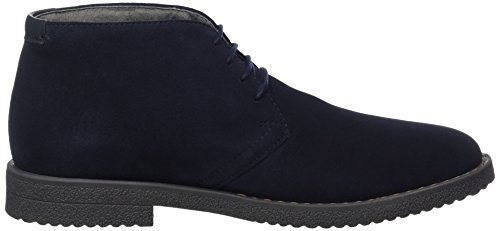 Geox Mens Brandled 3 Oxford Marinblå