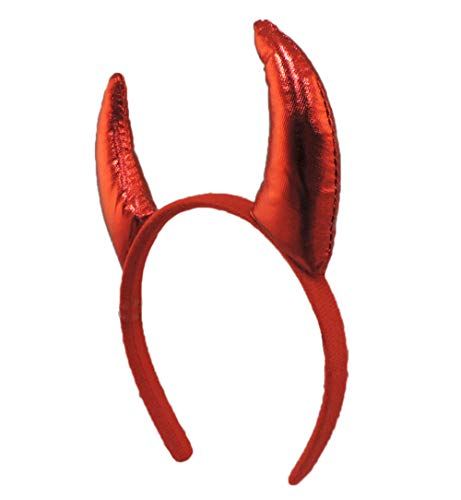 Beistle Red Devil Horns Headband]()