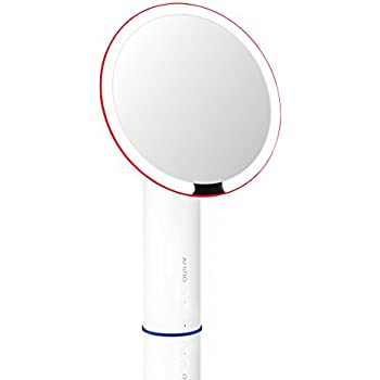 Amazon Com Amiro Smart Lighted Makeup Mirror With