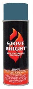 Stove Bright TI-8104 High Temperature Paint, 1200 Degree F O