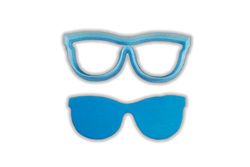 Beach Sunglasses Cookie Cutter - LARGE - 4 Inches