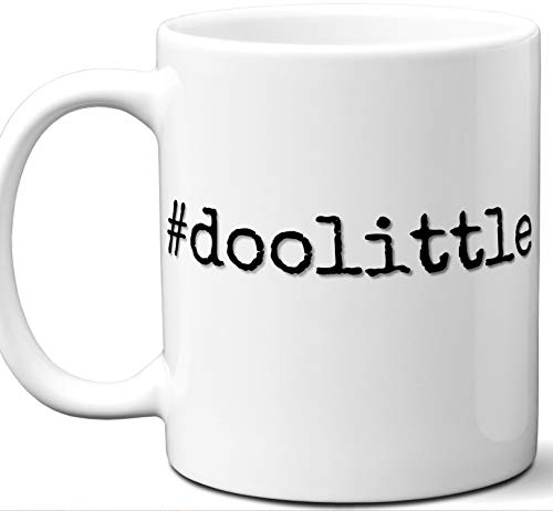 #doolittle Doolittle Last Name Gift. Cool Surname Mug. Unique Personalized Tea Cup Stamp Sign Family Reunion Men Women Birthday Mothers Day Fathers Day Christmas Coworker. ()