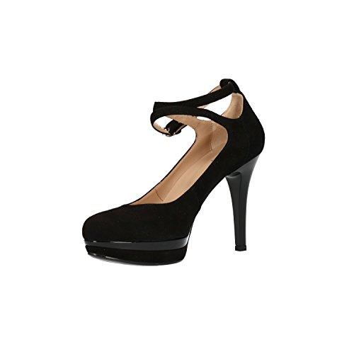 Femme A806820DE Noir Nero Noir Escarpins Giardini pour nP5wISvzx