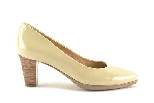 096f0de7518 ConBuenPie by Desiree - modelo 11296 - Zapato de charol de piel con planta  rellena de ...