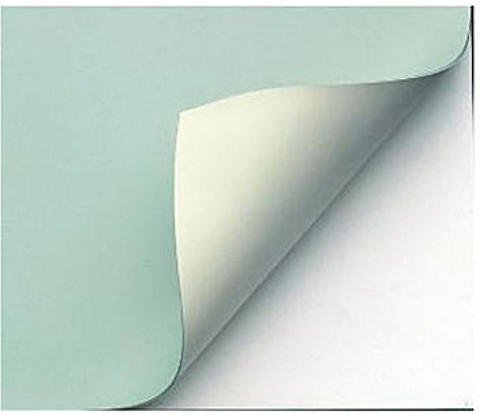 Alvin Vyco Board Cover (Green/Cream) - 37 1/2 In. x 60 In. 1 pcs sku# 1842196MA