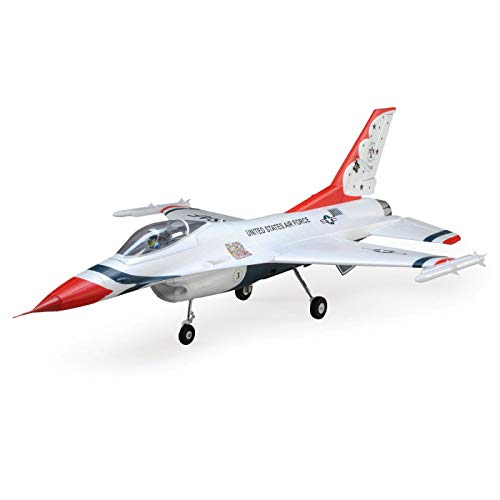 E-flite F-16 Thunderbirds 70mm EDF BNF Basic with AS3X for sale  Delivered anywhere in USA