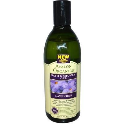 Avalon Organics Gel Bth N Shwr Lavender by Avalon ()