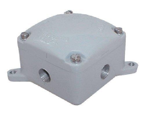 RAB Lighting EXB Explosion Proof Junction Box 4 Hubs 1/2