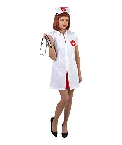 Halloween Party Online Sexy Nurse Costume, White Adult HC-005