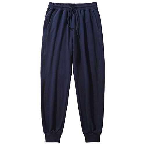 Akkad Kuti Women's Athletic Sweatpants Track Bottoms Cotton Joggers Casual Sports Trousers Drawstring Baggy Pockets