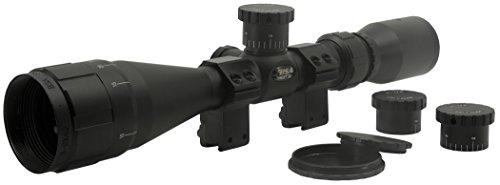BSA Guns 22-39X40AOWRTB Sweet 22 AO 3X-9X 40mm Rifle Scope (Bsa Scope Sweet)
