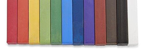 Prismacolor 27055 Premier NuPastel Firm Pastel Color Sticks, 96-Count by Prismacolor (Image #3)