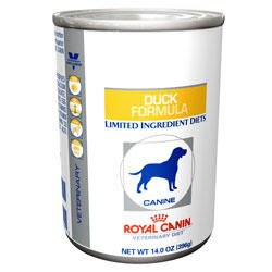 ROYAL Canin Veterinary Diet Canine Potato & Duck Formula Canned Dog Food 24/13.6 oz by Royal Canin
