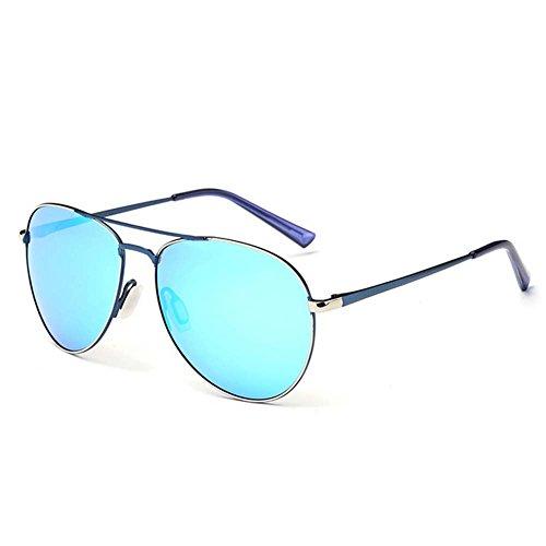 My.Monkey Mens Fashion Retro Round Colourful Lenses Metal Frame - Cartier Sunglasses Frame Wood