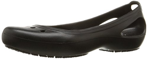 crocs Women's Kadee, Black, 10 M US