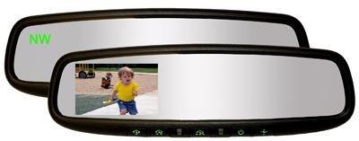 GENK3345EXPKIT Gentex Video Mirror with Compass, HomeLink...