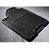 2010-2013 Nissan Titan All Season Floor Mats (Rubber / 2-Piece /